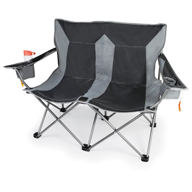 The Outdoor Folding Loveseat