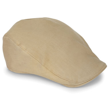 The Genuine Irish Donegal Linen Cap.