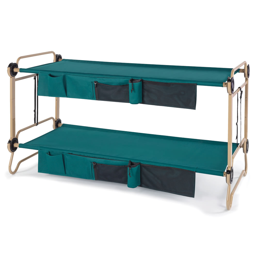 The Foldaway Adult Bunk Beds - Hammacher Schlemmer
