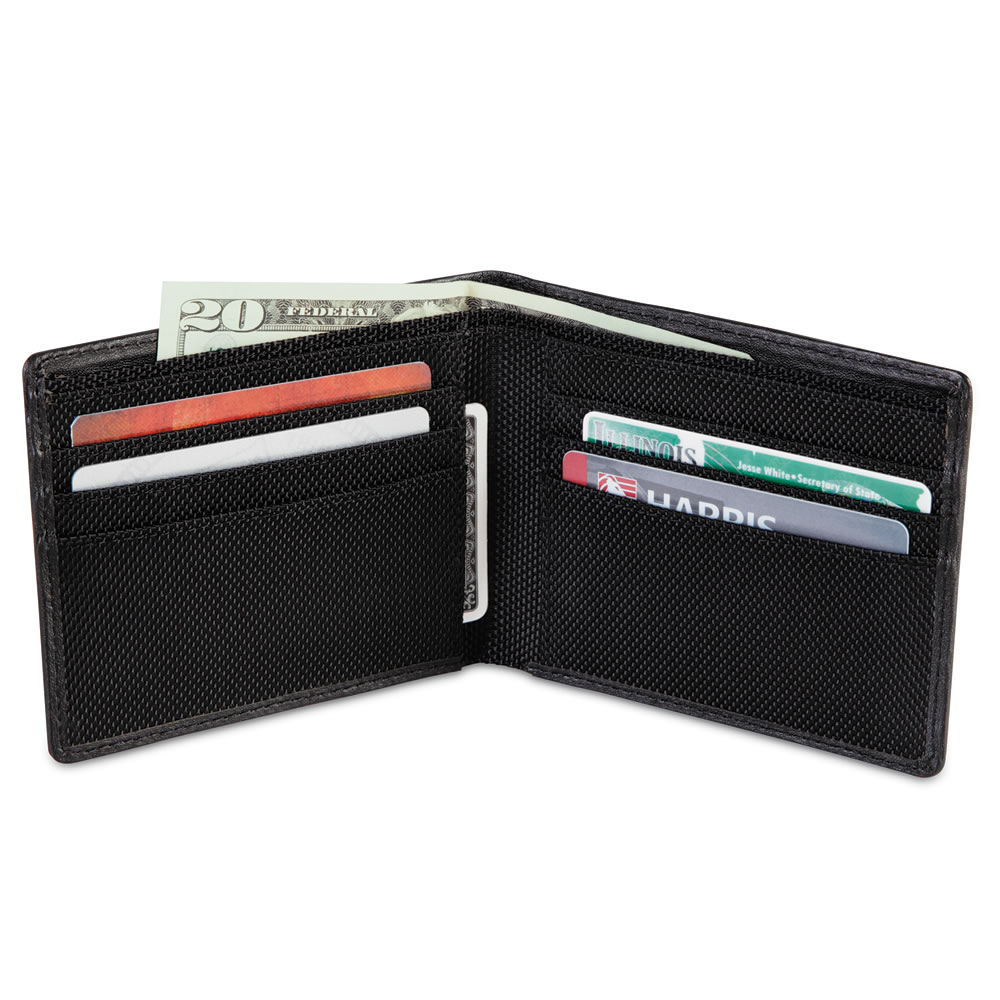 The Identity Theft Thwarting Carbon Fiber Wallet 2