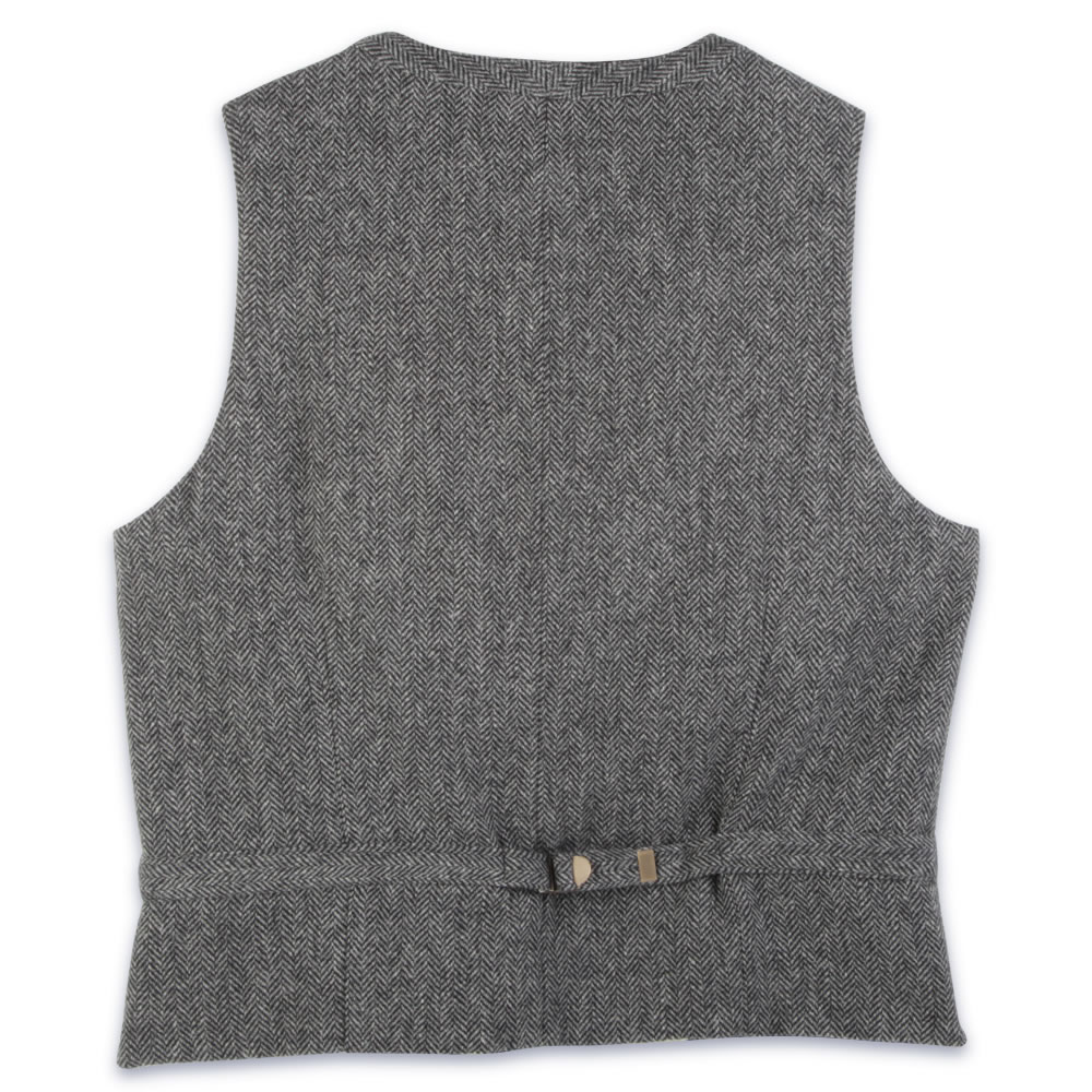 The Genuine Irish Tweed Vest 2