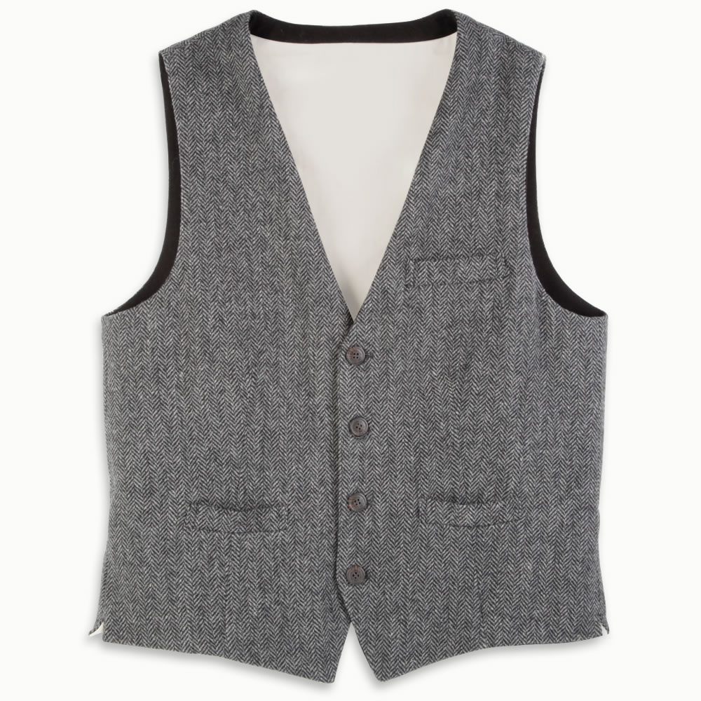 The Genuine Irish Tweed Vest 1