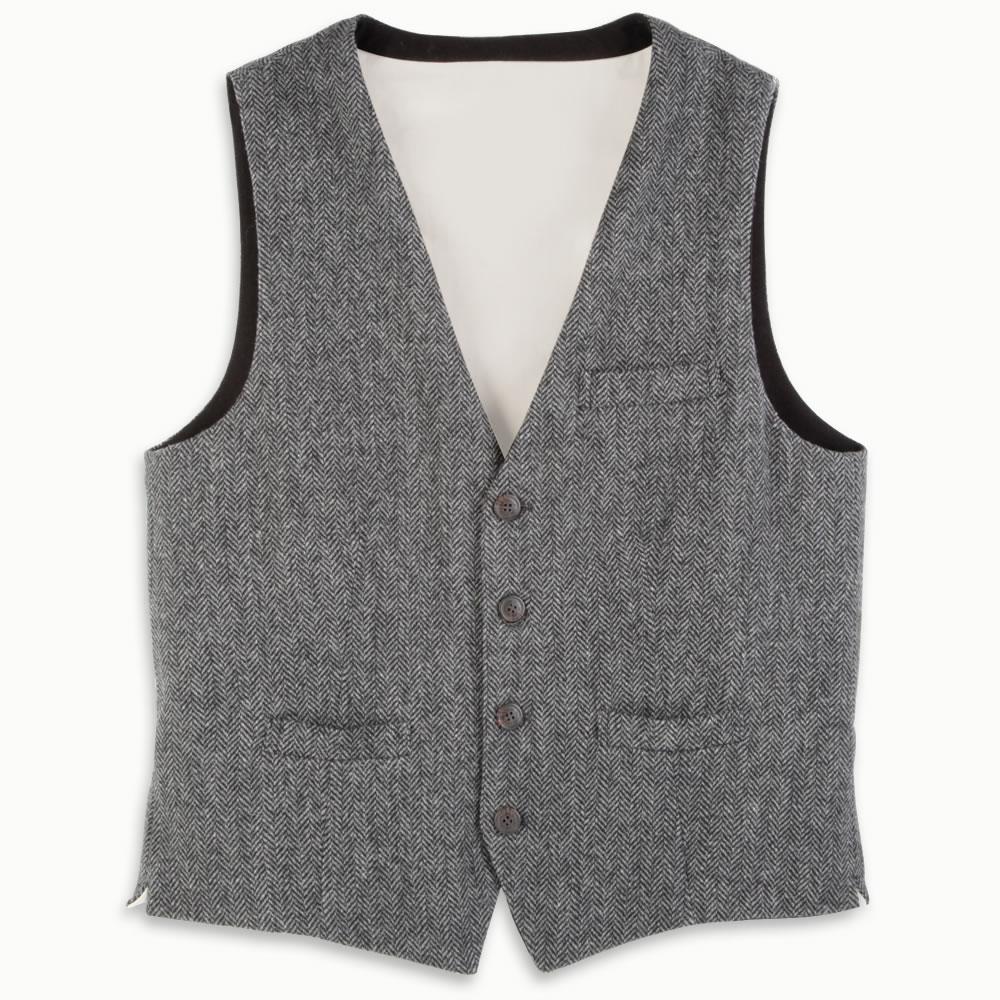 The Genuine Irish Tweed Vest1