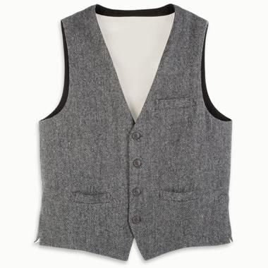 The Genuine Irish Tweed Vest