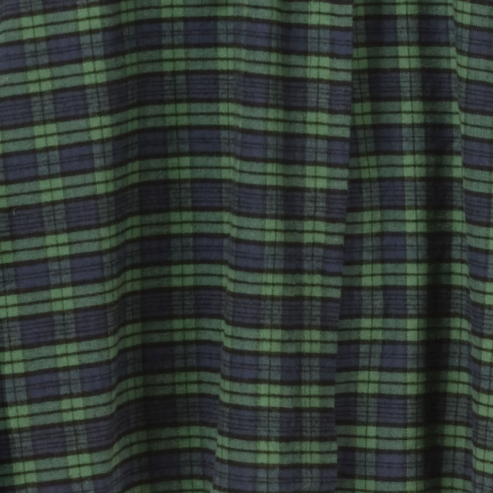 The Lady's Genuine Irish Flannel Zippered Duster 2
