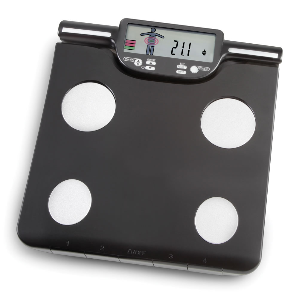 The Specific Area Body Composition Scale 3