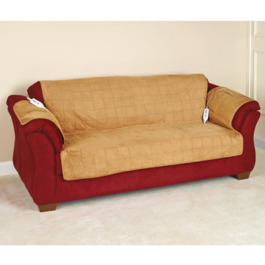 The Heated Furniture Cover