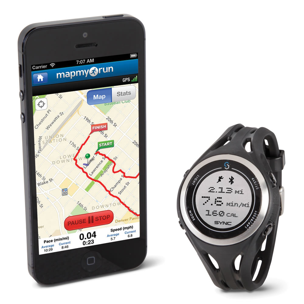 The Smart Heart Rate Watch 1