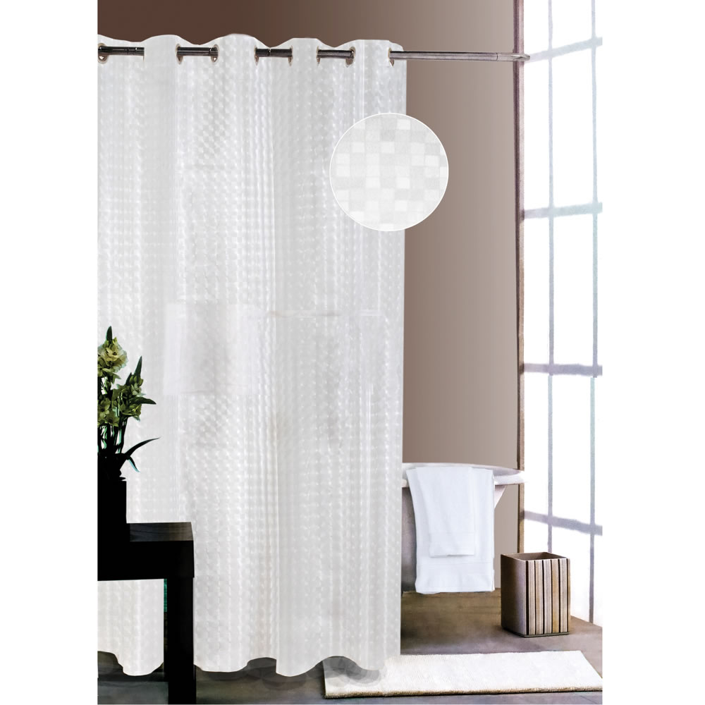 The iPad Musical Shower Curtain 2