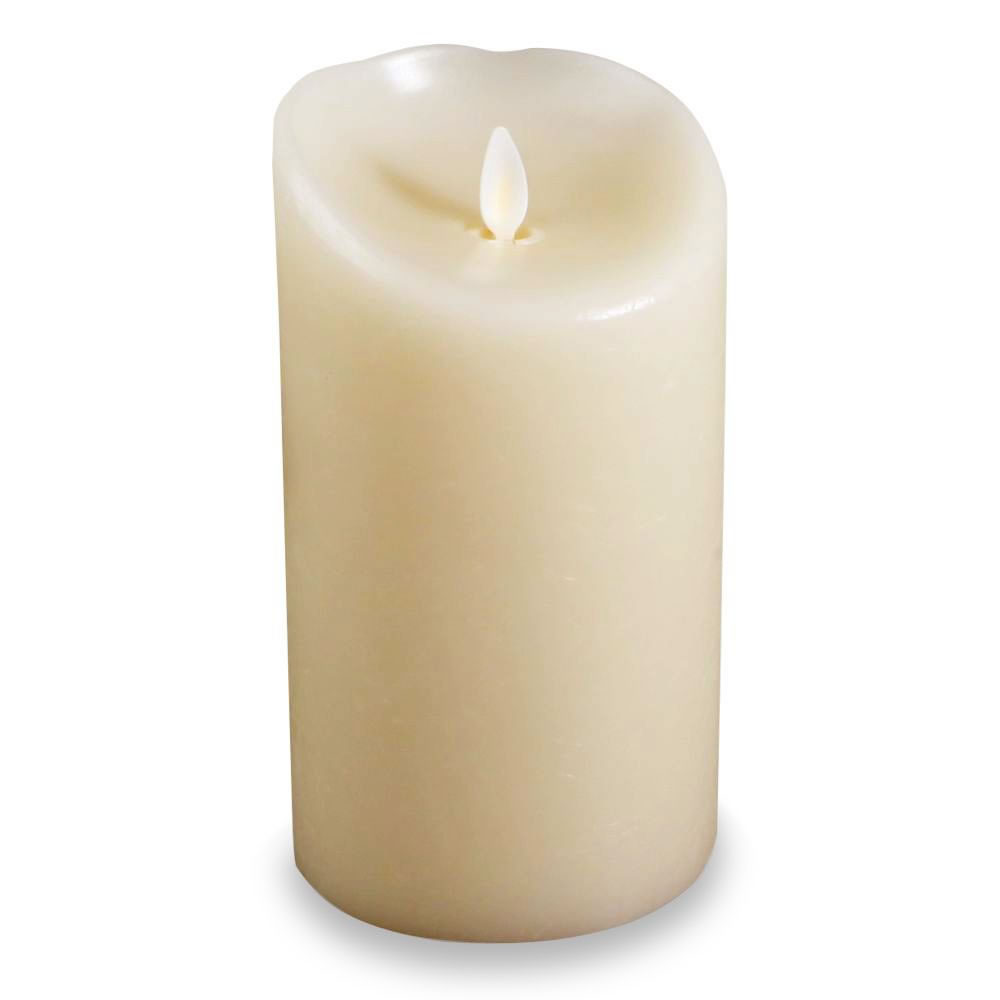 The Most Realistic Flameless Candle Hammacher Schlemmer