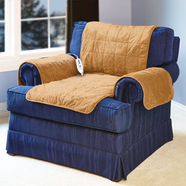 The Heated Furniture Cover (Chair).