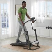 The Walker's Foldaway Treadmill.