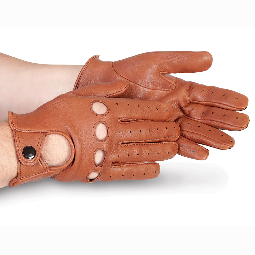 The Gentleman's Deerskin Driving Gloves2