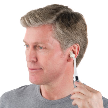 The Tinnitus Relief Device.