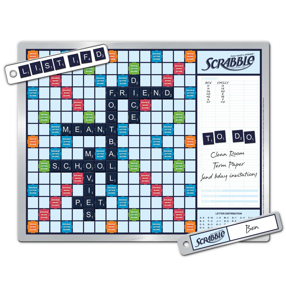 The Walk By Scrabble Board2