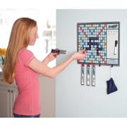 Walk By Scrabble Board.
