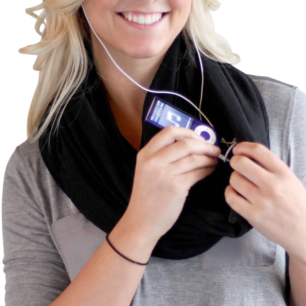 The Traveler's Hands Free Wrap 1