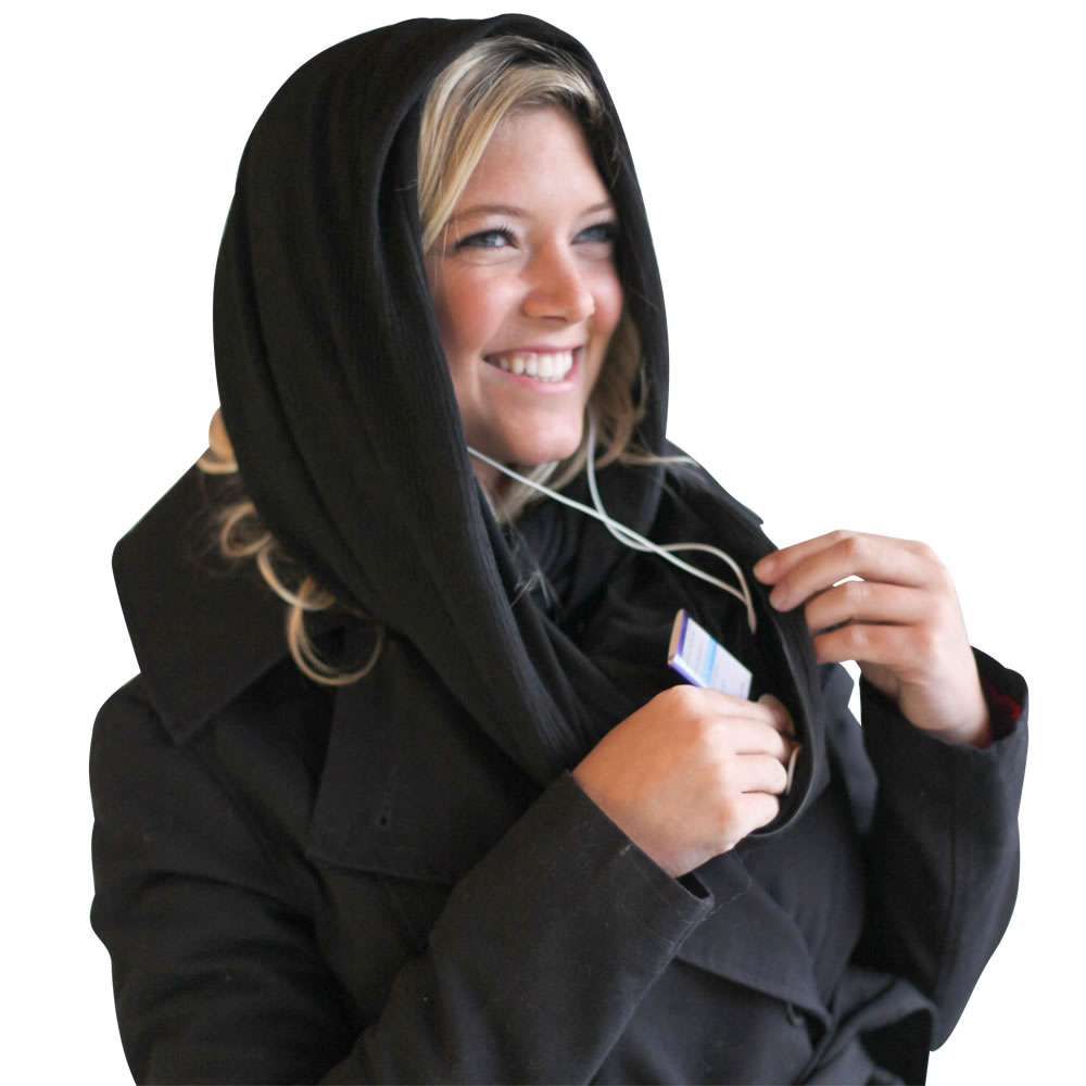 The Traveler's Hands Free Wrap 2