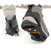 The Any Shoe Ice Grips.