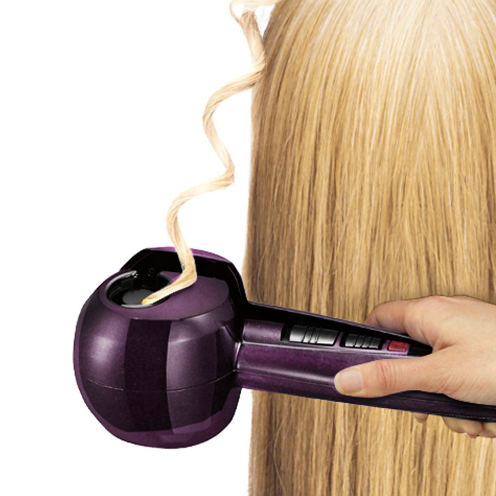 The Time Saving Volumizing Hair Curler 4