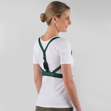 The Biofeedback Posture Trainer.