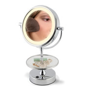 The Most Convenient Vanity Mirror.