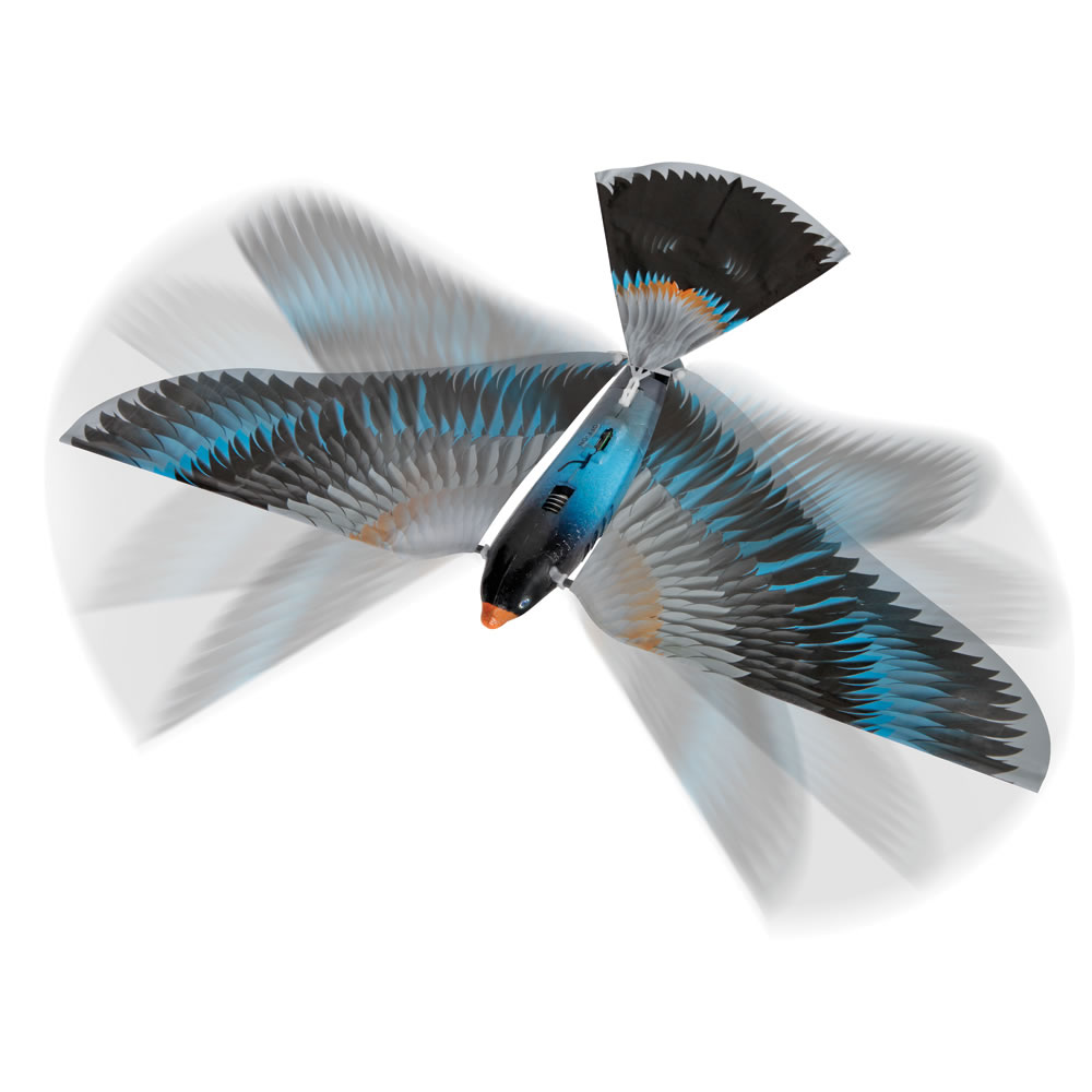 The RC DaVinci Ornithopter 1