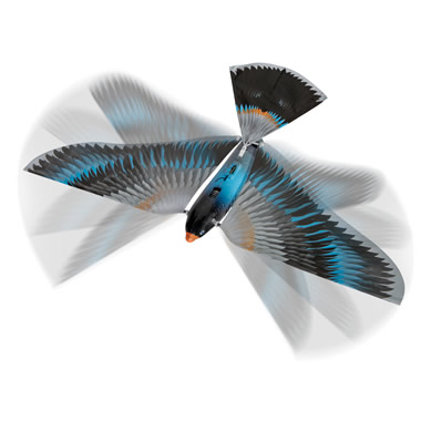 The RC DaVinci Ornithopter.