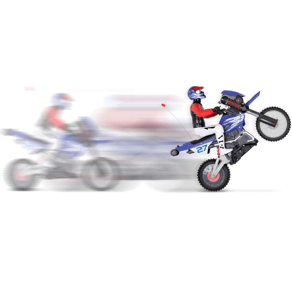 The RC Stunt Gyro Motorcycle 2