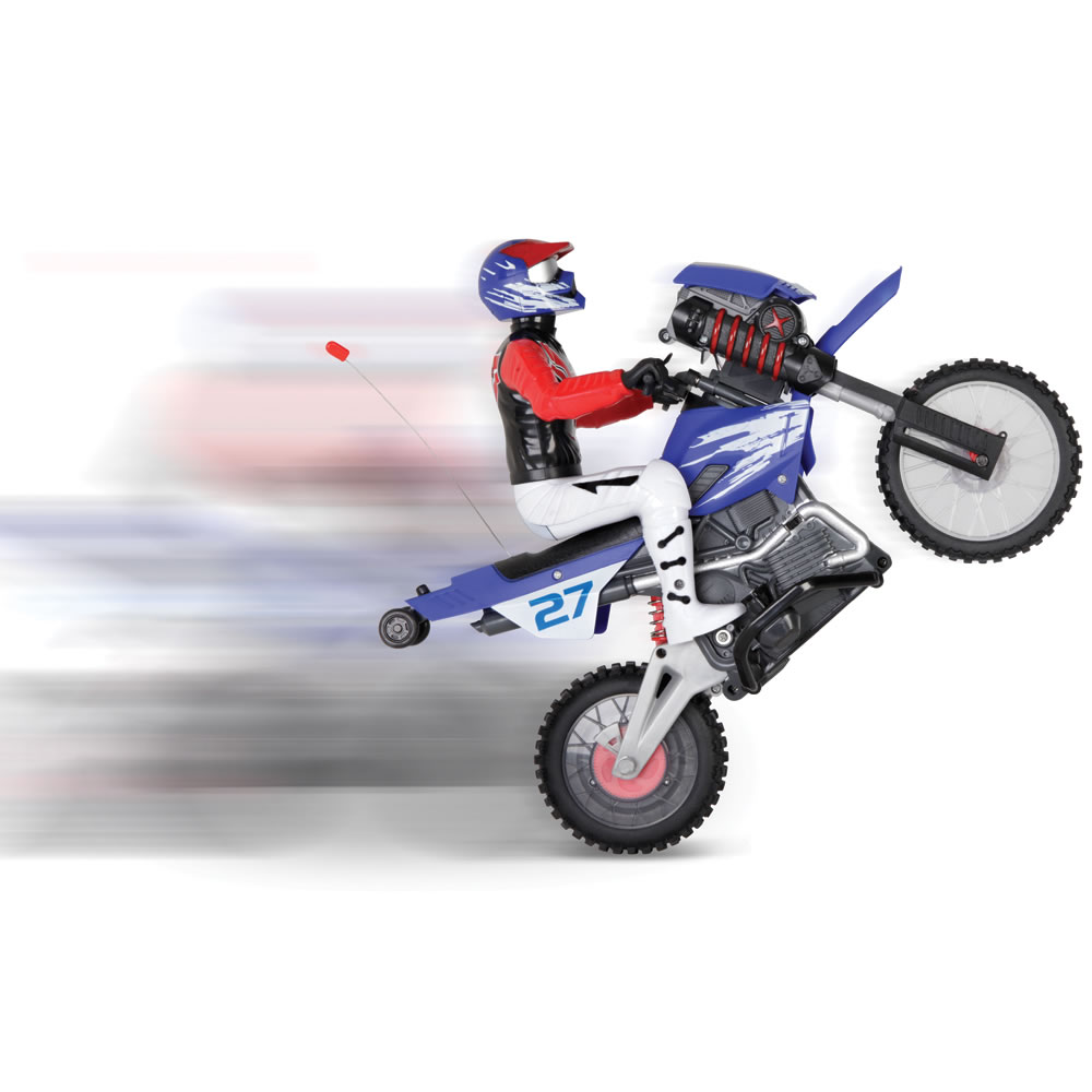 The RC Stunt Gyro Motorcycle 3