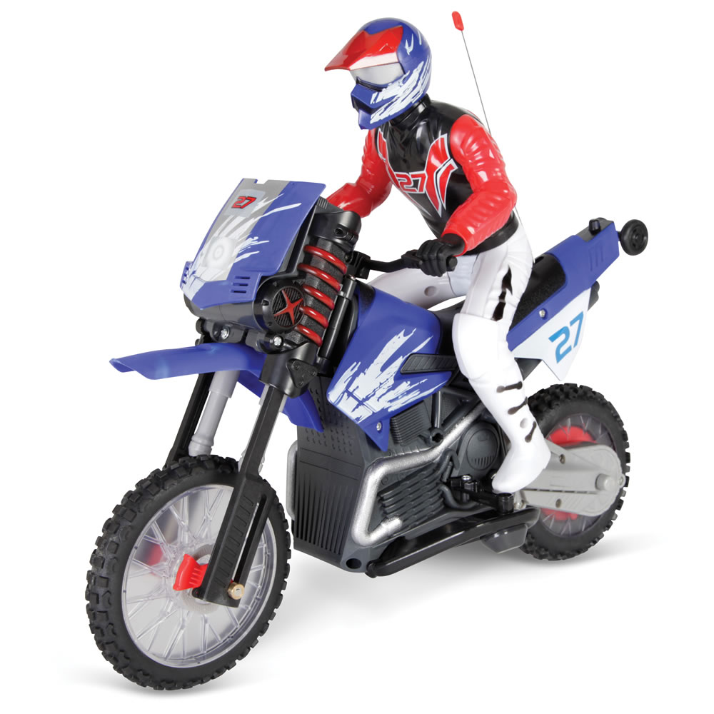The RC Stunt Gyro Motorcycle 4