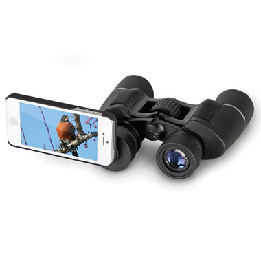 The iPhone Binoculars.
