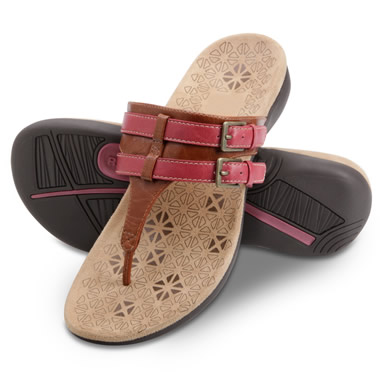 The Lady's Plantar Fasciitis Adjustable Sandals