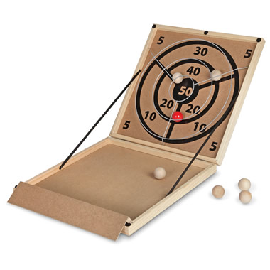 The Portable Carnival Bowling Game.