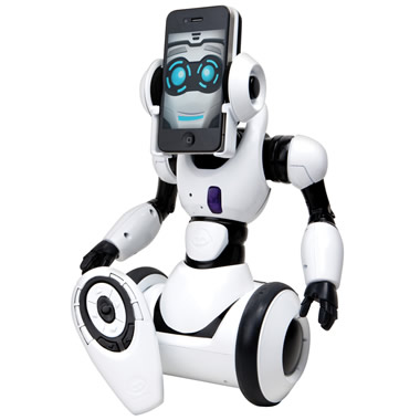 The iPhone Owner's Robotic Avatar.