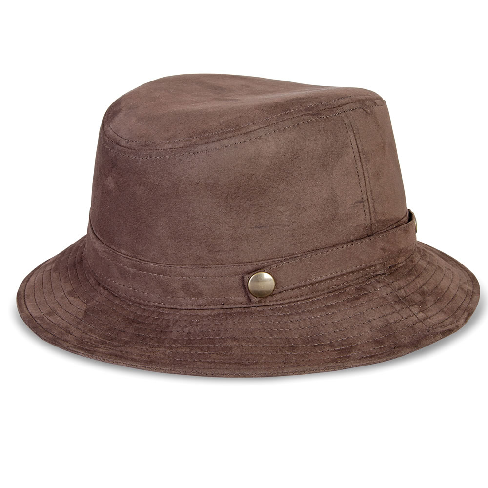 The Gentleman's Packable Hat 1