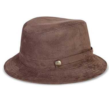 The Gentleman's Packable Hat.