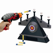 Hovering Target Shooting Game.