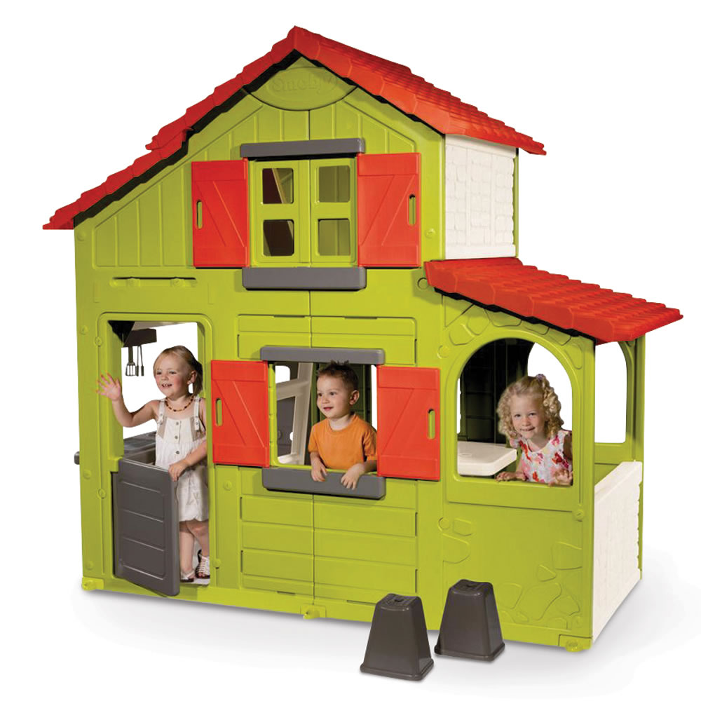 The Two-Story Playhouse 2
