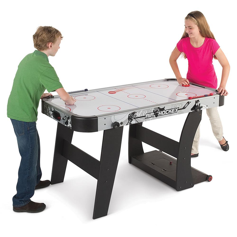 The Space Saving Air Hockey Table 1