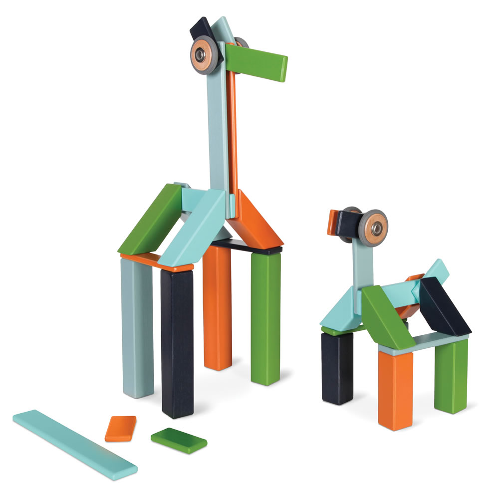 The Magnetized Wooden Blocks Set3