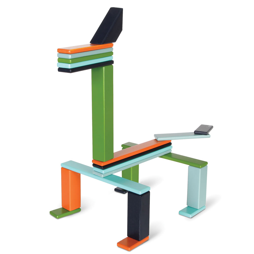 The Magnetized Wooden Blocks Set7