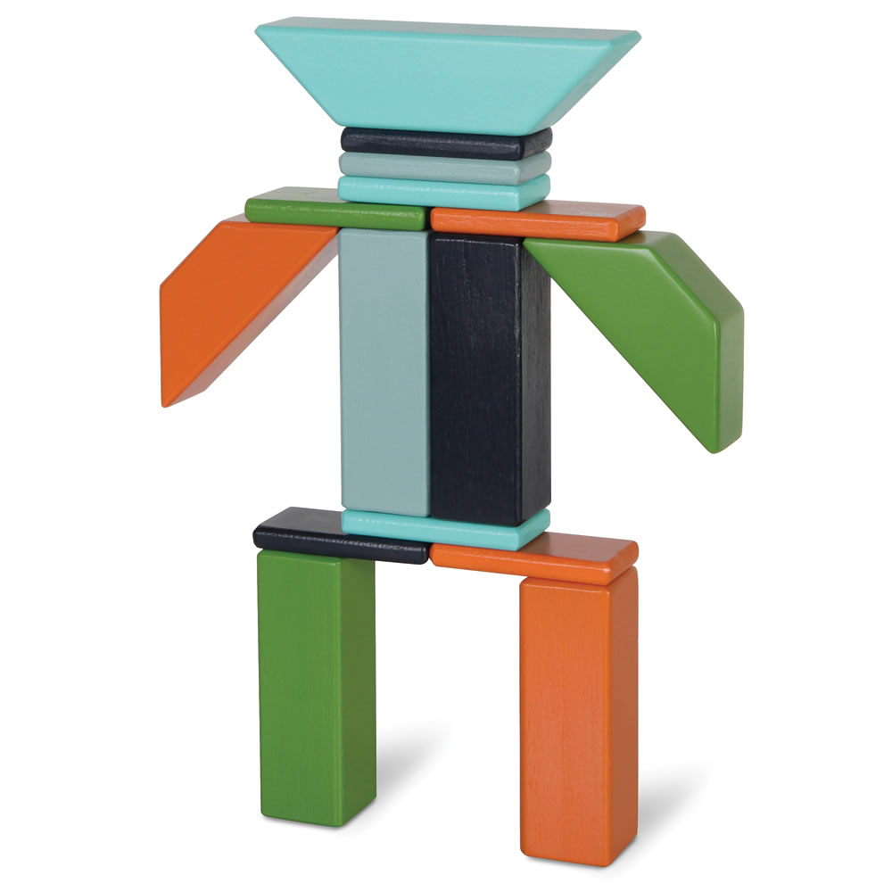 The Magnetized Wooden Blocks Set8