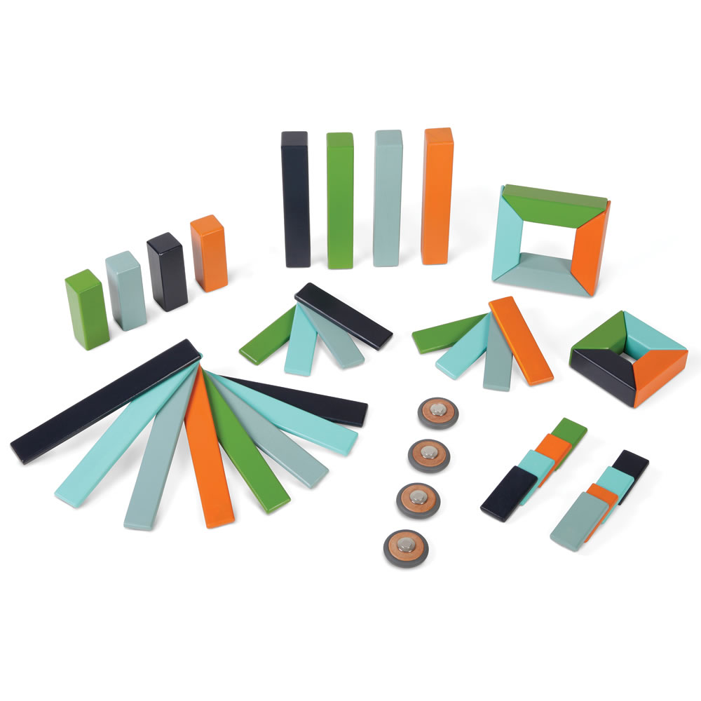 The Magnetized Wooden Blocks Set11