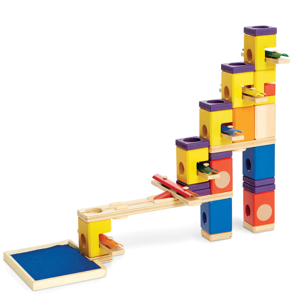 The Wooden Musical Marble Run2