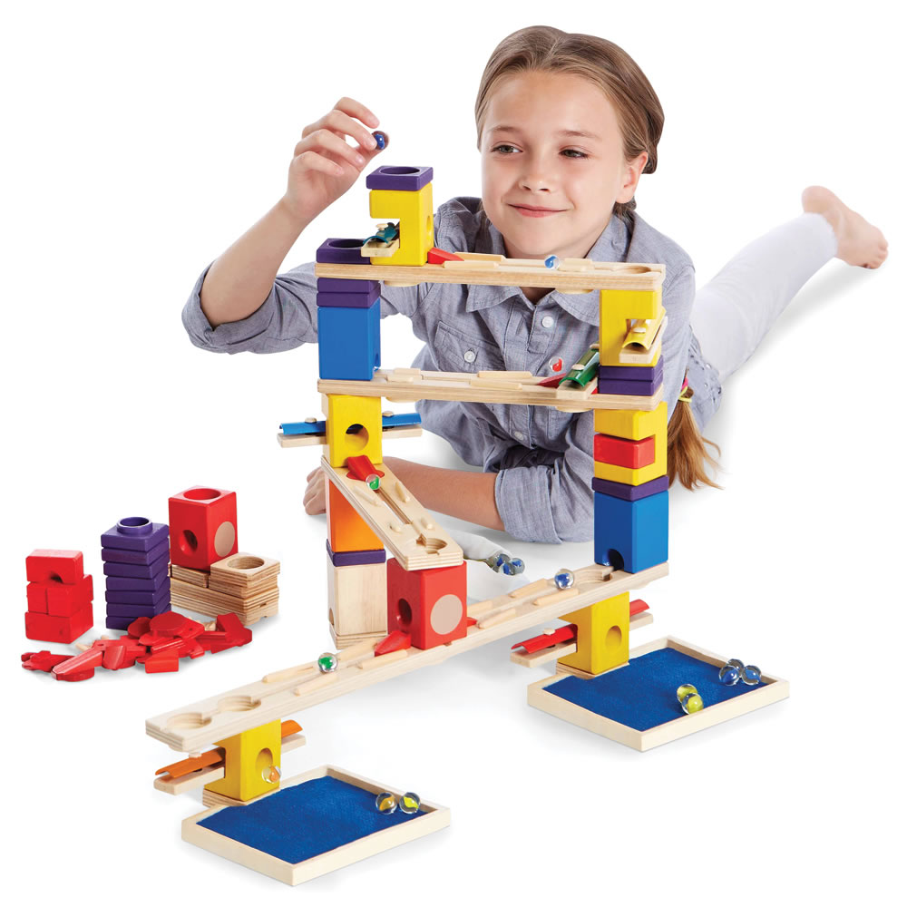 The Wooden Musical Marble Run 4