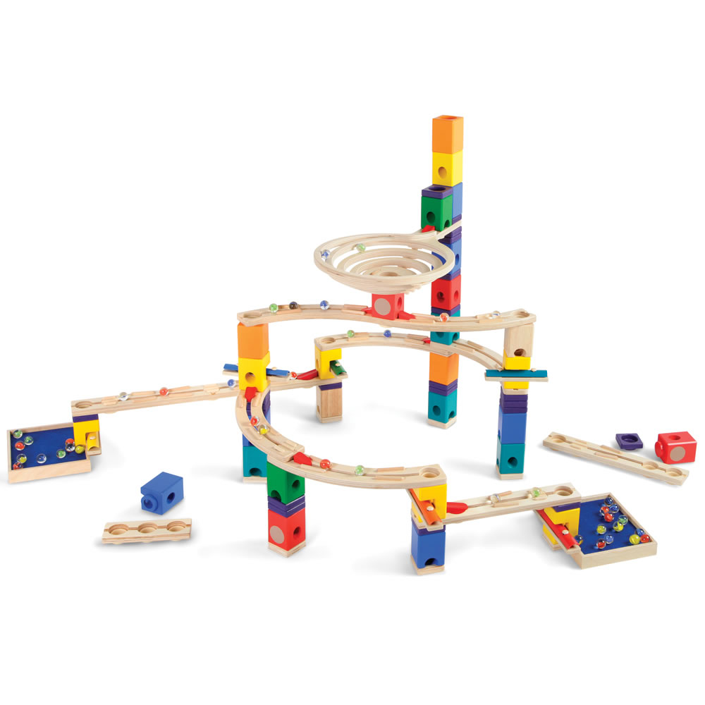 The Wooden Musical Marble Run 1