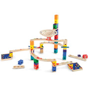 The Wooden Musical Marble Run.