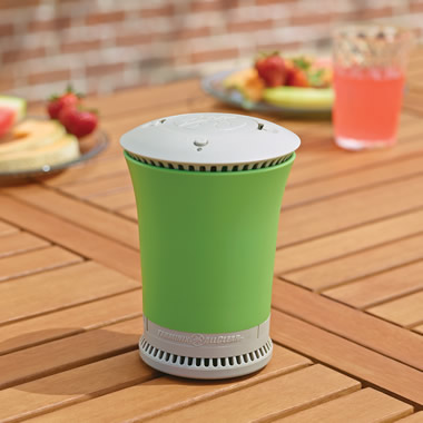 The Portable Tabletop Mosquito Repeller.