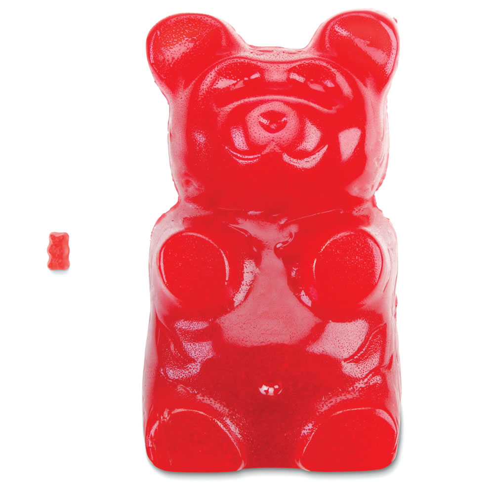The World's Largest Gummy Bear 3